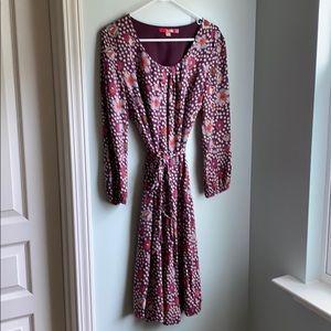 Boden Fall Floral dress